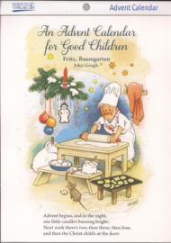 16002 Advent Scheurkalender: For the goed children