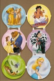 Disney Allerlei poezieplaatjes MLP 2051