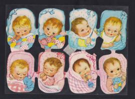 Kruger 171/269 Baby poezieplaatjes