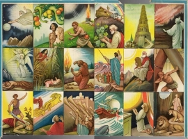 E.O. & Co 5600 Oude Testament poezieplaatjes