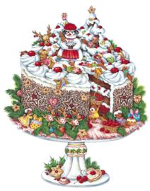 11665 XXL Adventskalender: Schwarzwalder kirsch Taart