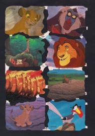 Disney The Lion King poezieplaatjes MLP 1847