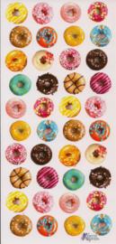 Donuts poezieplaatjes Stickers P75