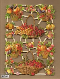 Fruitmanden Poëzie plaatjes 7239