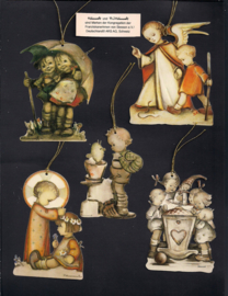 Cadeaulabels M.J.Hummel Poezieplaatjes 7-254