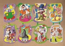 Maves Loroño groot Spaanse poezieplaatjes Circus 1