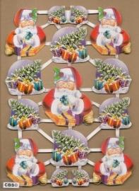 Vrolijk Kerstfeest met goud poezieplaatjes 572528