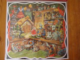 10412 XL Adventskalender: In de speelgoedwinkel