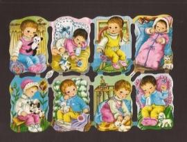 Kruger 98/111 Baby's en peuters poezieplaatjes
