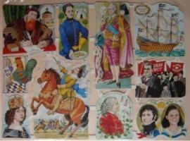 Frisk and Ralf MLP 1829 & 1830 oude poezieplaatjes Koningshuis