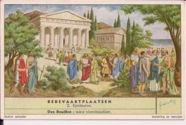 Liebig: Bedevaartplaatsen  - Epidauros