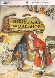 16001 Advent Scheurkalender: Christmas Workshop
