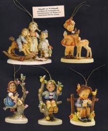 Cadeaulabels M.J.Hummel Poezieplaatjes 4-255