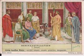 Liebig: Bedevaartplaatsen  - Delphi