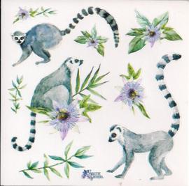 maki's poezieplaatjes Stickers K43