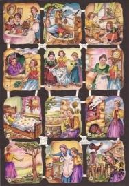 WS Frau Holle 1 oude poezieplaatjes