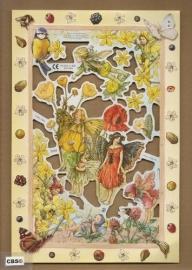 Bloemenkindertjes Cicely Mary Barker poezieplaatjes 2059
