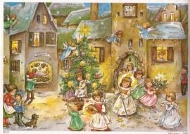 10105 Kerstfeest in het dorp Adventskalender