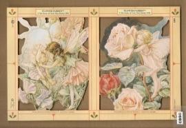 Bloemenkindertjes Cicely Mary Barker poezieplaatjes 1899