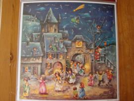 11717 XL Adventskalender: Midden in de Winternacht...