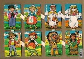 Maves Groot Klederdracht (1) Spaanse poezieplaatjes