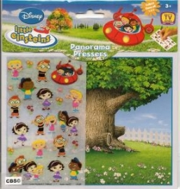Disney Little Einsteins panorama met plaatjes 670587