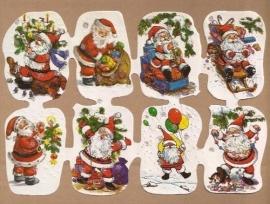 Kruger Kerst poezieplaatjes met glitter 2