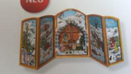 11503 3D Adventskalender: Kerstpoort