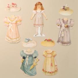 Aankleedpoppen | Dress-up Dolls