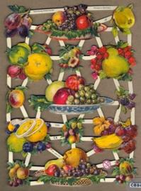 Fruitschalen Poëzieplaatjes 7252