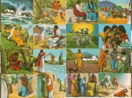 Bijbelse afbeeldingen poëzieplaatjes MLP 1690