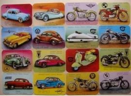 MLP voor Bromma Auto`s & Motoren Poezieplaatjes