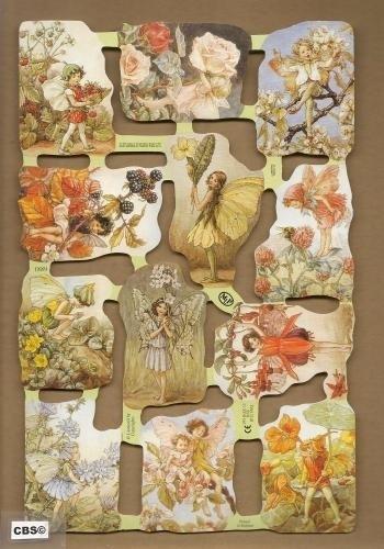 Bloemenkindertjes Cicely Mary Barker poezieplaatjes 1889