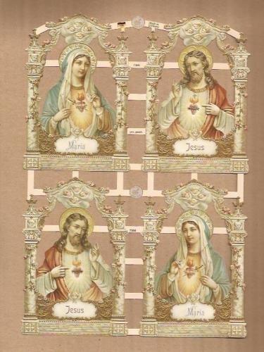 Religieuze Jesus - Jezus & Maria poezieplaatjes 7366