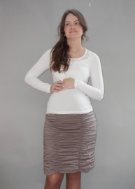 Rok Roza (taupe)
