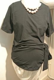 Positie shirt met strik