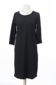 Zwart jurkje  (Alleen nog  L en  XL)