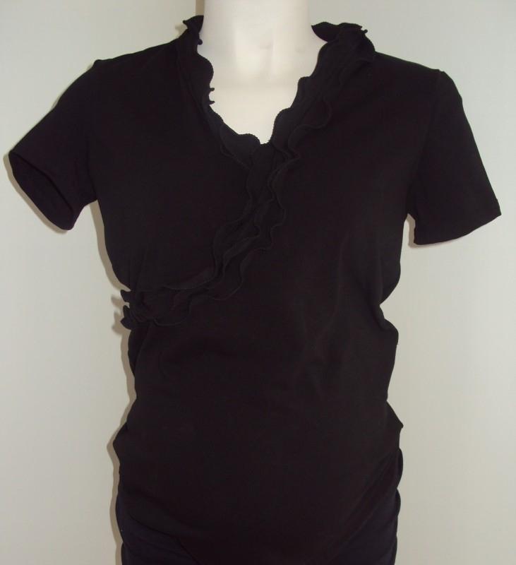 Shirt Natasja (TBAW) Zwart (  S)