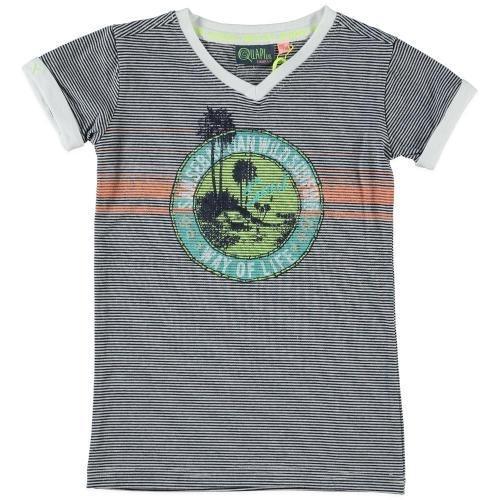 shirt boris Quapi  Alleen nog maat 158/164