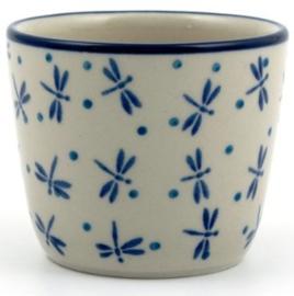 Bunzlau Mug Tumbler 190 ml Damselfly