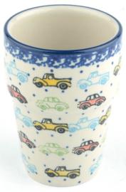 Bunzlau Milk Mug 240 ml Car -Limited Edition-
