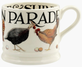 Emma Bridgewater Rise & Shine Parade Small Mug