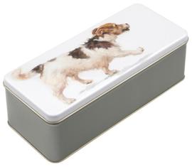 Meander Blik Hond - Jo Stockdale  -langwerpig-