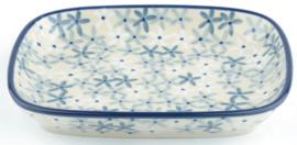 Bunzlau Tray Small 15 x 18,5 cm Sea Star