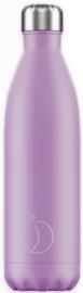 Chilly's Drink Bottle 750 ml Pastel Purple
