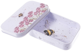 Wrendale Designs 'Flight of the Bumblebee' mini gift tin