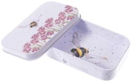 Wrendale Designs 'Flight of the Bumblebee' mini gift tin