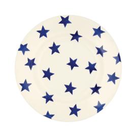 Emma Bridgewater Blue Star 8,5 inch Plate