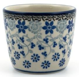 Bunzlau Mug Tumbler 190 ml Belle Fleur