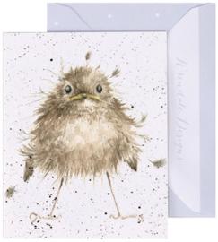 Wrendale Designs 'Little Wren' miniature card